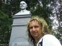 Já a Lenin ve Vytegře
